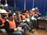 Planta de Celulosa recibe a estudiantes de ICQ