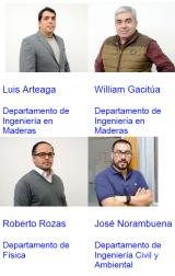 DESTACADA PARTICIPACIÓN DE ACADÉMICOS DEL DOCTORADO EN INGENIERÍA DE MATERIALES Y PROCESOS SUSTENTABLES (DIMPROS) EN ADJUDICACIÓN DE PROYECTOS FONDECYT REGULARES 2019