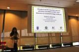Alumna del Doctorado en Ciencias e Industrias de la Madera, Patricia Oliveira Martins, participó en conferencia internacional en Polonia