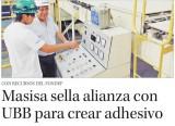 Diario Concepción destaca en suplemento Economía & Negocios, la adjudicación de recursos a través de Fondef IDeA 2015, a proyecto Liderado por el Dr. William Gacitúa E. Director del Departamento de Ingeniería en Maderas.