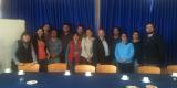 Dr. Pierre Blanchet, sostuvo reunión informativa  con académicos y alumnos de los programas de postgrado del Depto.