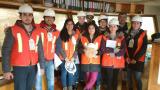 Visita industrial a planta CMPC Mulchén