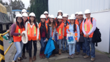 Visita Industrial a Vidrios Lirquen