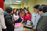 Alumnos ICQ participan en actividad de vinculación en Colegio San Agustín