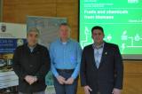 Investigador de Aston University (UK) expone sobre mejoramiento de biocombustibles obtenidos de la pirólisis catalítica de la biomasa