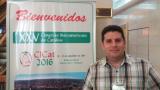 Académico del DIMAD presenta trabajo en Congreso Iberoamericano de Catálisis