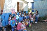 DIMAD celebra Navidad con niños de San Vicente